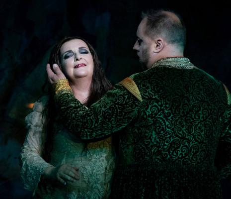 Ricarda Merbeth & Matthias Goerne - Elektra par Michel Fau