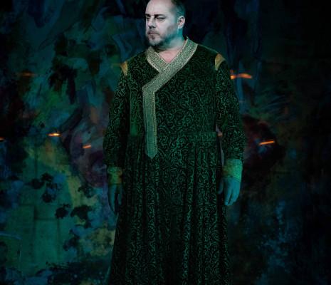 Matthias Goerne - Elektra par Michel Fau