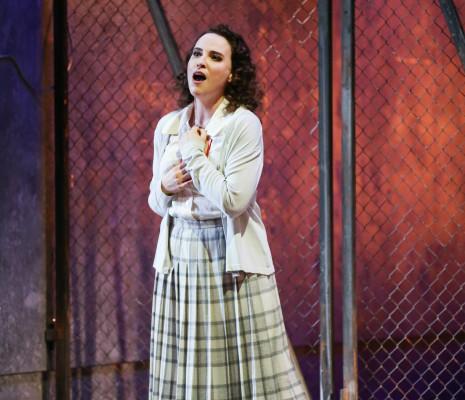 Rebecca Nelsen - Rigoletto par Stephen Langridge
