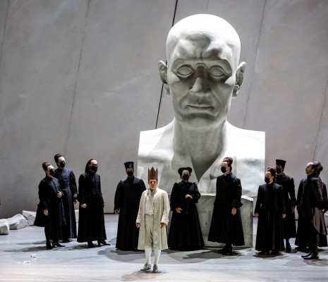 Stanislas de Barbeyrac - La Clémence de Titus par Willy Decker