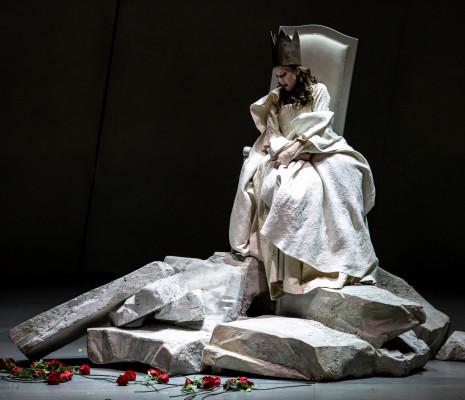 Amanda - La Clémence de Titus par Willy Decker