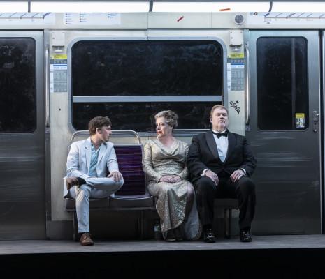 Dominic Sedgwick, Nina Stemme & Stuart Skelton - Tristan et Isolde par Simon Stone