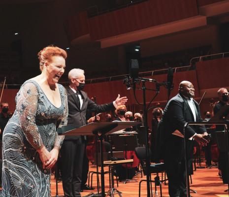 Marie-Nicole Lemieux, Paul Daniel, Issachah Savage & Orchestre National Bordeaux Aquitaine