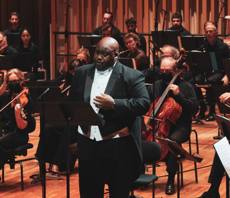 Issachah Savage & Orchestre National Bordeaux Aquitaine