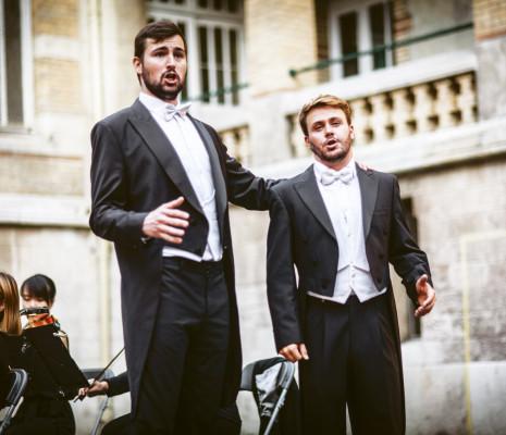 Adrien Fournaison & Kévin Amiel