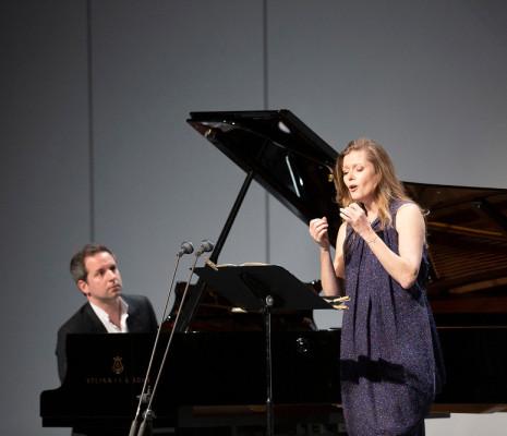Bertrand Chamayou & Barbara Hannigan