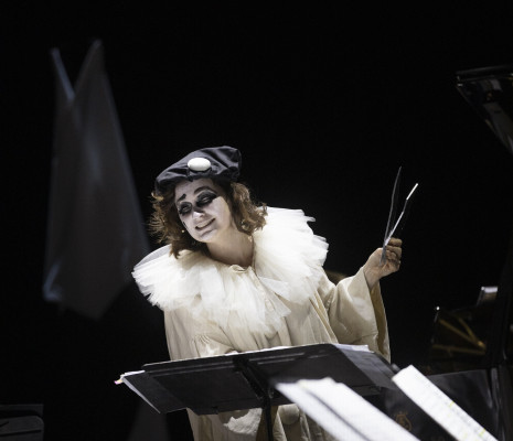 Pierrot Lunaire par Silvia Costa