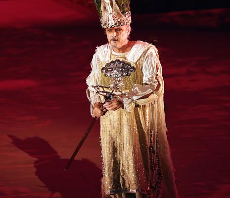 Nicolas Cavallier - Samson et Dalila par Jean-Louis Grinda