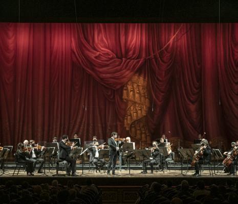 La Orquesta Estable del Teatro Colón & Freddy Varela Montero