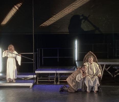 Pelléas et Mélisande Opéra des Landes Manon Lamaison Laurent Alvaro Thomas Dear