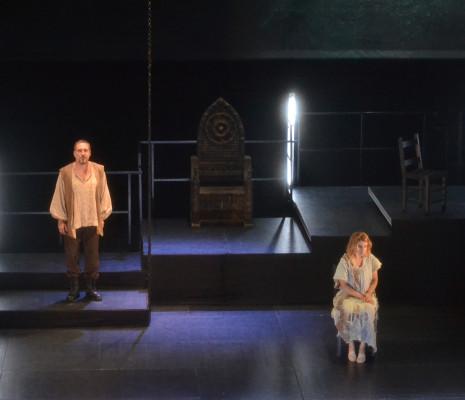 Pelléas et Mélisande Opéra des Landes Manon Lamaison Laurent Alvaro