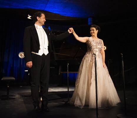 Matthias Samuil & Olga Peretyatko