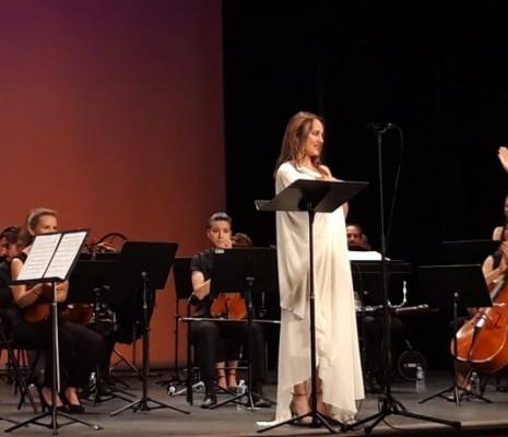Vanina Santoni Opéra de Vichy
