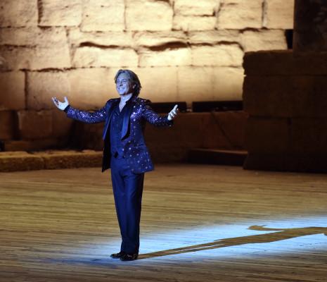 Nuit Verdienne Chorégies d'Orange 2021 Roberto Alagna