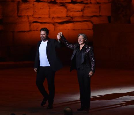 Ildar Abdrazakov & Roberto Alagna - Nuit Verdienne