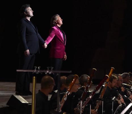 Ludovic Tézier et Roberto Alagna - Nuit Verdienne