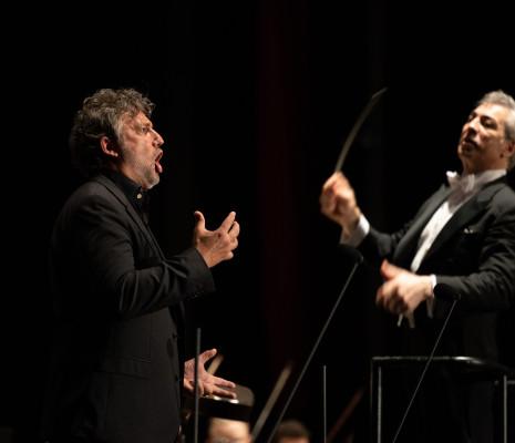 Jonas Kaufmann et Nicola Luisotti