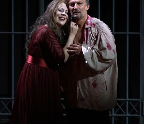 Sondra Radvanovsky & Jonas Kaufmann - Tosca par Paco Azorín
