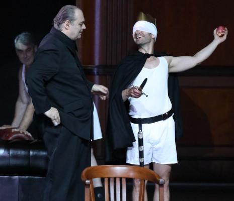 Wolfgang Koch & Manuel Günther - Tristan et Isolde par Krzysztof Warlikowski