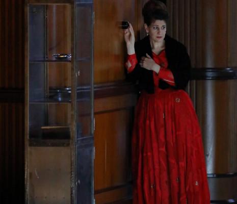 Anja Harteros - Tristan et Isolde par Krzysztof Warlikowski