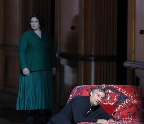 Okka von der Damerau & Jonas Kaufmann - Tristan et Isolde par Krzysztof Warlikowski