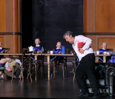 Jonas Kaufmann - Tristan et Isolde par Krzysztof Warlikowski