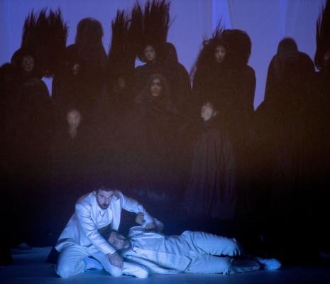 Davide Luciano & Vito Priante - Don Giovanni par Romeo Castellucci