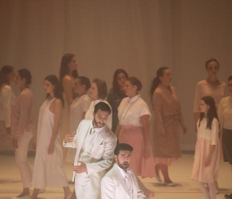 Vito Priante & Davide Luciano - Don Giovanni par Romeo Castellucci