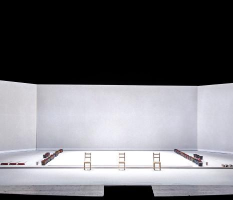 La Walkyrie par Hermann Nitsch