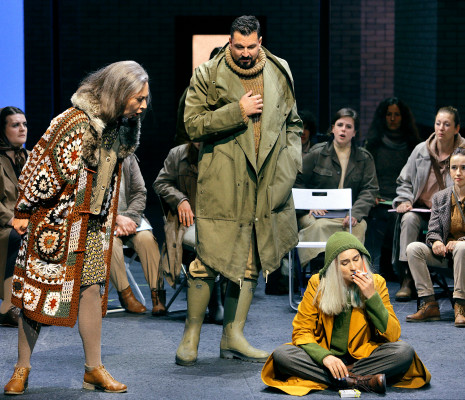 Marina Prudenskaya, Eric Cutler & Asmik Grigorian - Le Vaisseau fantôme par Dmitri Tcherniakov