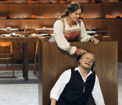 Michael Volle & Camilla Nylund - Les Maîtres Chanteurs de Nuremberg par Barrie Kosky