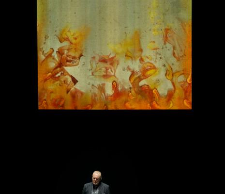 Michael Volle - Parsifal par Philipp Fürhofer