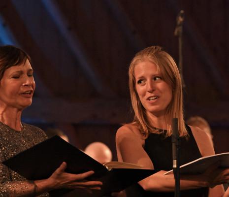 Sandrine Piau & Marta Redaelli
