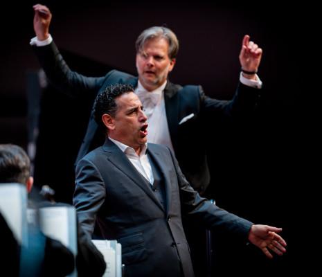 Juan Diego Flórez & Christopher Franklin