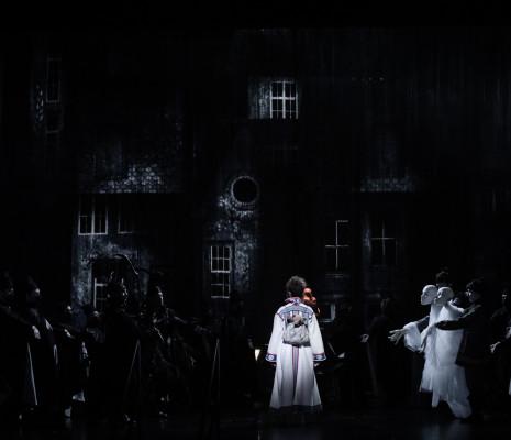 La Reine des neiges par James Bonas et Grégoire Pont