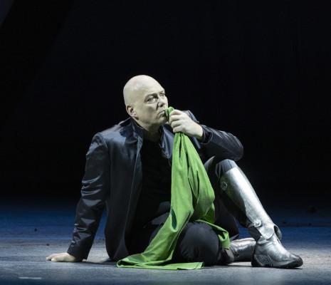 Christopher Maltman dans Œdipe par Wajdi Mouawad