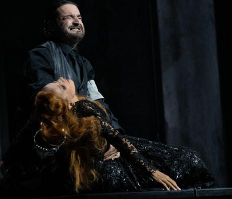 Béatrice Uria-Monzon et Pierre-Yves Pruvot dans La Joconde par Olivier Py