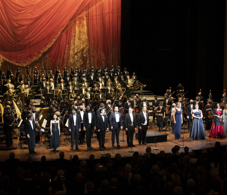 Concert inaugural de Gustavo Dudamel