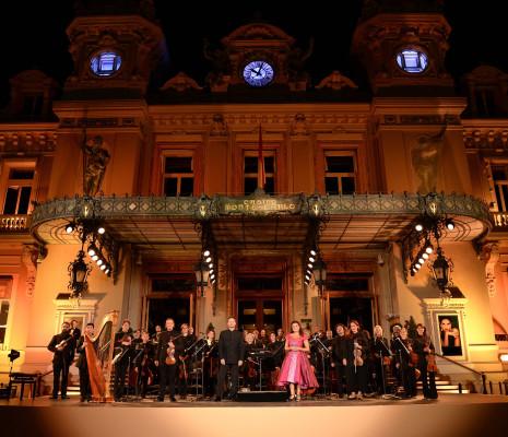 Gianluca Capuano, Cecilia Bartoli et Les Musiciens du Prince-Monaco