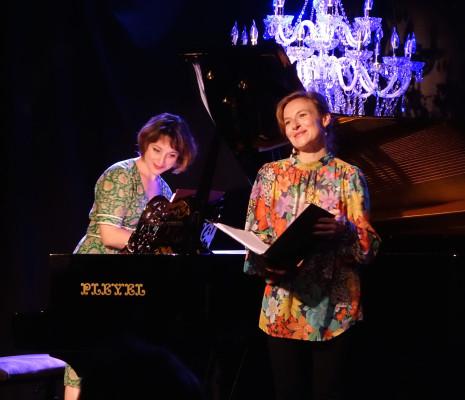 Marie Vermeulin & Marielou Jacquard