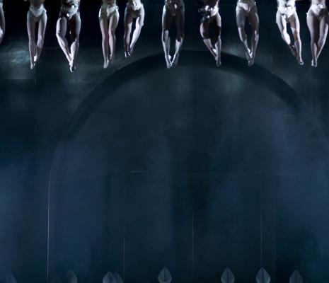 La Représentation de l'âme et du corps par Damiano Michieletto