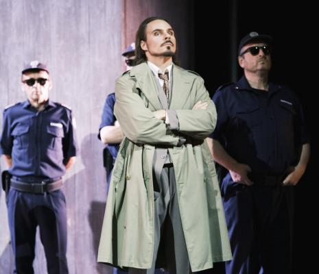 Thomas Bettinger - Carmen par Paul-Émile Fourny