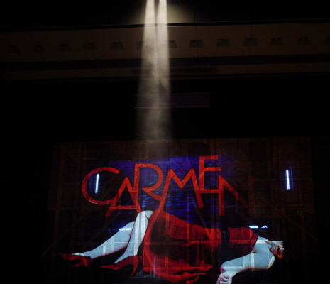 Carmen par Paul-Émile Fourny
