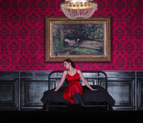 Anne-Catherine Gillet - La Voix Humaine par Olivier Py