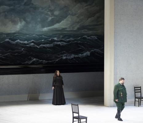 Ricarda Merbeth & Michael Weinius - Le Vaisseau fantôme par Willy Decker