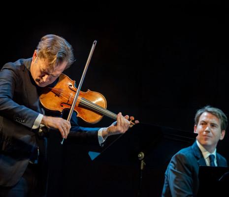 Nathanaël Gouin & Renaud Capuçon