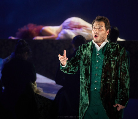 Ragaa Eldin - Lucia di Lammermoor par Pierre Thirion-Vallet
