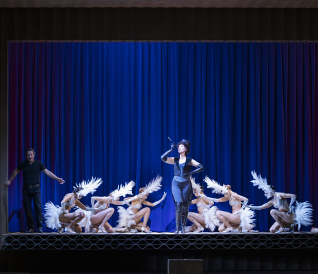 Dmitry Korchak & Justina Gringyté - Rigoletto par Claus Guth