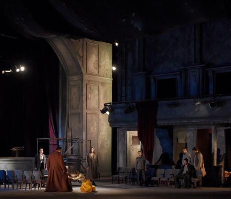 Mitridate au Théâtre des Champs-Elysées