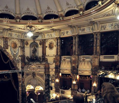 Intérieur du Coliseum de l'English National Opera